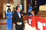 Đồng chí Nguyễn Công Tiếp tái đắc cử Bí thư Đoàn khối Các cơ quan tỉnh Long An lần thứ VI