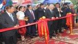 Tổng Bí thư dự Lễ khánh thành Tượng đài Hữu nghị Việt Nam-Campuchia