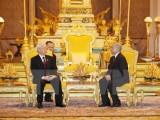 """""""Dấu mốc lịch sử quan trọng trong quan hệ Việt Nam-Campuchia"""""""