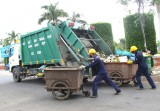 Long An: Tăng cường thu gom, xử lý rác thải