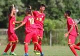 Viettel lọt vào chung kết U-15 toàn quốc trong trận cầu bạo lực