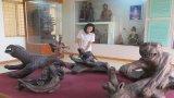 Chiêm ngưỡng không gian mỹ thuật tại Bảo tàng Long An