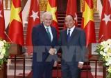Việt Nam-Thổ Nhĩ Kỳ hướng tới kim ngạch thương mại 4 tỉ USD