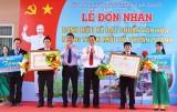 Thuận Thành đón nhận xã văn hóa, nông thôn mới