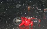 Thủ Thừa: Tai nạn giao thông chết người trong đêm mưa