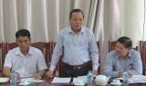 HĐND tỉnh Long An giám sát UBND huyện Đức Hòa về phát triển đô thị