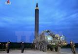 Triều Tiên đang di chuyển tên lửa ICBM về phía bờ biển phía Tây
