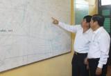 Phó Chủ tịch UBND tỉnh Long An – Lê Tấn Dũng thăm cán bộ, chiến sĩ Đồn Biên phòng Bình Thạnh