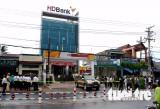 Tạm giữ anh trai nghi can cướp ngân hàng HD Bank ở Đồng Nai
