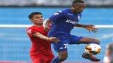 Đá sớm vòng 17 V-League 2017: Hải Phòng thất thủ, Đà Nẵng thắng lớn