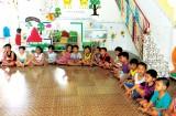 Đức Hòa: Trăn trở trong giáo dục mầm non