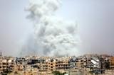 Syria: Các cuộc không kích của Mỹ, Nga làm 28 dân thường thiệt mạng