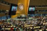 Khai mạc khóa họp thứ 72 của Đại hội đồng Liên hợp quốc