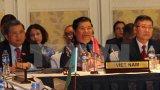 Phó Chủ tịch Quốc hội tham dự phiên họp Ban chấp hành AIPA-38