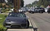 """Mỹ: Xe """"điên"""" lao vào đám đông xem triển lãm ô tô"""