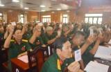 Phiên trù bị Đại hội Đại biểu Hội Cựu chiến binh tỉnh Long An lần thứ VI