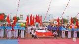 Đại hội Thể dục - Thể thao huyện Đức Hòa hơn 550 vận động viên tham gia