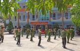 Công an thị xã Kiến Tường vì nhân dân phục vụ