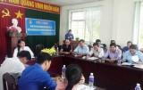 Thiếu nhi huyện Bến Lức quyên góp 200 triệu đồng hỗ trợ học sinh khó khăn