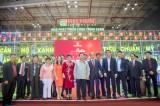 Độc đáo gian hàng của Nhà phát triển công trình xanh Phuc Khang Corporation