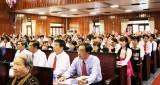 Khai mạc Đại hội Đại biểu Đoàn TNCS Hồ Chí Minh tỉnh Long An lần thứ X (nhiệm kỳ 2017-2022)