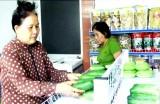 TP.Tân An: Khai trương cửa hàng thực phẩm sạch