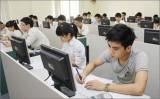 Bộ GD-ĐT sẽ cho thí sinh làm bài thi THPT Quốc gia trên máy tính