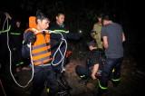 Đã tìm thấy nạn nhân bị suối Săn Máu nuốt trong mưa lớn