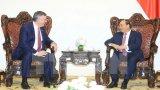 Thủ tướng Nguyễn Xuân Phúc tiếp lãnh đạo Tập đoàn Boeing