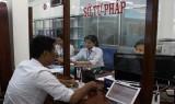 Chuyển giao Phòng Kiểm soát thủ tục hành chính thuộc Sở Tư pháp sang Văn phòng UBND tỉnh quản lý