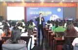 Hơn 100 sinh viên tham gia ngày hội tuyển dụng thực tập viên tiềm năng Sacombank