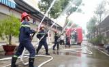 Diễn tập chữa cháy, cứu nạn cứu hộ