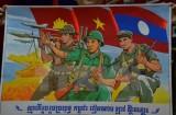 Sáng tác về tình đoàn kết chiến đấu Việt-Lào-Campuchia