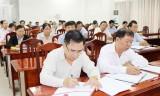 Đảng ủy khối Các cơ quan tỉnh Long An kết nạp 134 đảng viên trong 9 tháng năm 2017