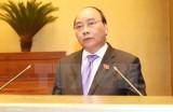 Trình Quốc hội miễn nhiệm chức vụ với hai thành viên Chính phủ