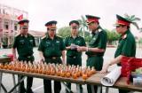 Xây dựng điểm Bộ Chỉ huy Quân sự tỉnh vững mạnh toàn diện