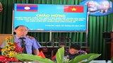 Đoàn cán bộ, kiểm sát viên Kiểm sát Nhân dân nước Cộng hòa Dân chủ Nhân dân Lào đến thăm và làm việc tại Long An