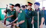 Vĩnh Hưng: Thực hiện tốt nhiệm vụ quốc phòng, quân sự