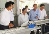 Ứng dụng máy ly tâm trong dây chuyền sản xuất bột
