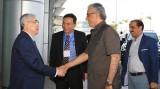 Chủ tịch AFC đánh giá cao những thành tích của bóng đá Việt Nam