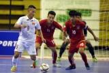 Đội tuyển futsal VN thận trọng trước Malaysia