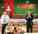 """Phong, truy tặng 35 danh hiệu """"Bà mẹ Việt Nam Anh hùng"""""""