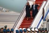 Tổng thống Mỹ bắt đầu chuyến thăm chính thức Trung Quốc