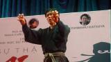Ninja cuối cùng trên thế giới thi triển công phu ở Việt Nam