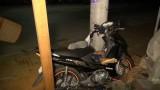 An Giang: Tông xe vào cột điện, 2 thanh niên tử vong tại chỗ