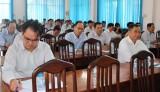 Tập huấn quy chế dân chủ khối cơ quan hành chính Nhà nước và đơn vị sự nghiệp công lập năm 2017