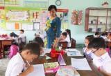Trường Tiểu học thị trấn Vĩnh Hưng: Điểm sáng về đổi mới căn bản, toàn diện giáo dục