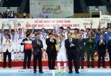 Thái Sơn Nam giữ lại Cúp futsal quốc gia