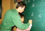 Thầy giáo quân hàm xanh miệt mài gieo con chữ