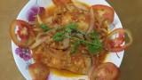 Cá hồi sốt cà chua: Món dành cho quý ông!